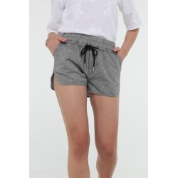 short type jogger 55% chanvre 45% coton bio