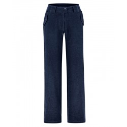 pantalon large 55% chanvre